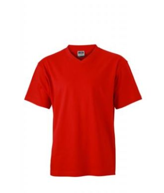 Werbemittel T Shirt VT Medium - red