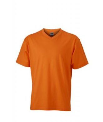 Werbemittel T Shirt VT Medium - orange