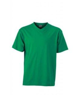 Werbemittel T Shirt VT Medium - irishgreen