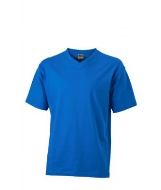 Werbemittel T Shirt VT Medium - cobalt