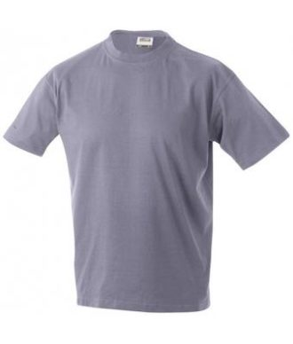 Kinder T-Shirt Junior Basic-T - lilac