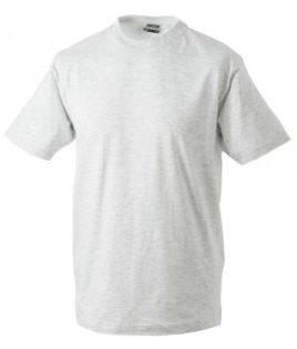 Kinder T-Shirt Junior Basic-T - ash