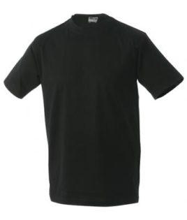 Kinder T-Shirt Junior Basic-T - black