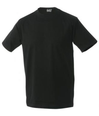 Kinder T-Shirt Junior Basic-T - black