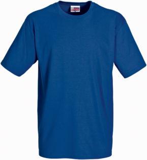 Werbeartikel T Shirt Round Medium - classic royalblau