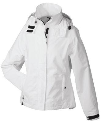 Werbeartikel Ladies Outer Jacket - white