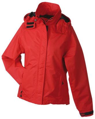 Werbeartikel Ladies Outer Jacket - red