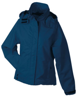 Werbeartikel Ladies Outer Jacket - navy