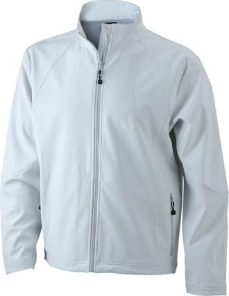 Werbeartikel Jacken Softshell Jacket - offwhite