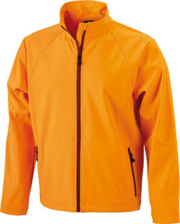 Werbeartikel Jacken Softshell Jacket - orange