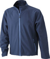 Werbeartikel Jacken Softshell Jacket - navy
