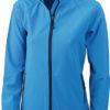 Werbemittel Softshell Ladies Jacket - azur