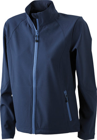 Werbemittel Softshell Ladies Jacket - navy