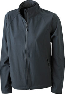 Werbemittel Softshell Ladies Jacket - black