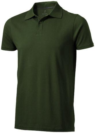 Seller Poloshirt - armeegreen
