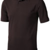 Seller Poloshirt - chocolate brown