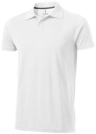 Seller Poloshirt - weiß