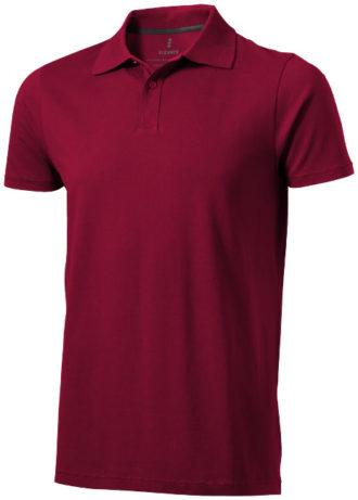 Seller Poloshirt - bordeaux