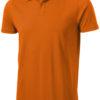 Seller Poloshirt - orange