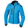 Werbeartikel Softshell Jacken Ladies Winter - aqua