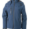 Werbeartikel Softshell Jacken Ladies Winter - navy