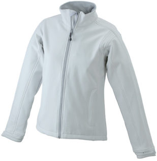 Damen Softshell Jacke Corporate - offwhite