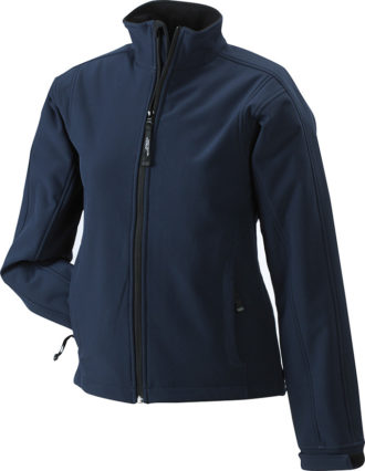 Damen Softshell Jacke Corporate - navy
