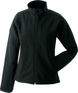 Damen Softshell Jacke Corporate - black