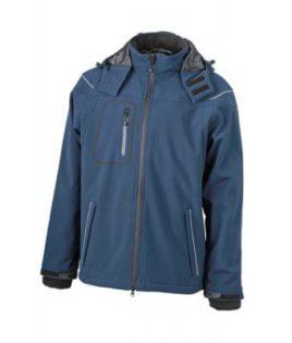 Softshelljacke Winter Jacket Men - navy