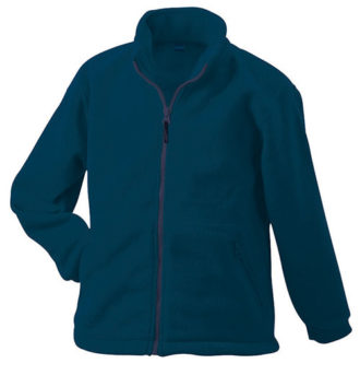 Werbeartikel Fleece Jacken James Nicholson - navy