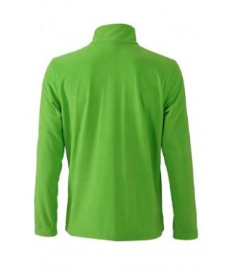 Fleecejacken Mens Basic - spring green
