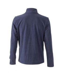Fleecejacken Mens Basic - navy