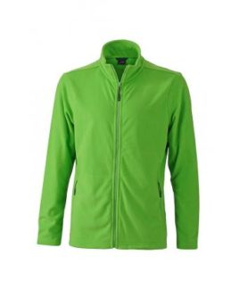 Fleecejacken Mens Basic - spring green