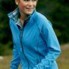 SlazengDamen Fleece Jacke Structureer Damen Fleece Jacke