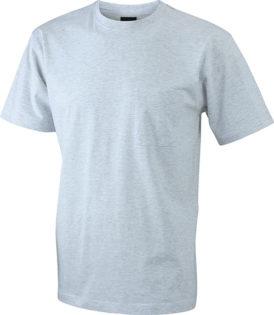 Mens Round-T Pocket T-Shirt - ash