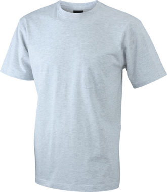 Mens Round-T Pocket T-Shirt - ash