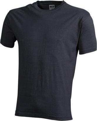 Herren-Shirt Workwear James Nicholson - carbon