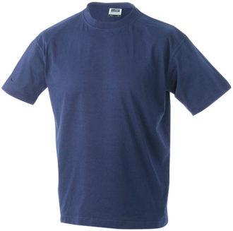 Herren-Shirt Workwear James Nicholson - navy