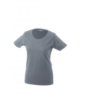 Damen Shirt Workwear - greyheather