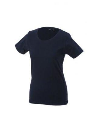Damen Shirt Workwear - navy
