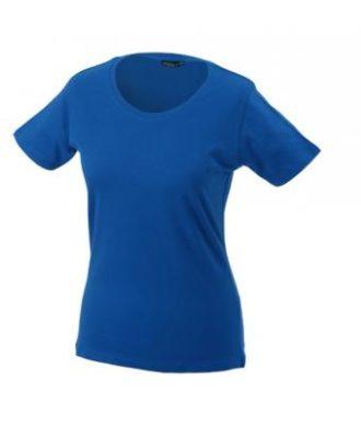 Damen Shirt Workwear - royal