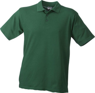 Poloshirts Worker - darkgreen
