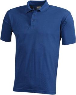 Poloshirts Worker - royal