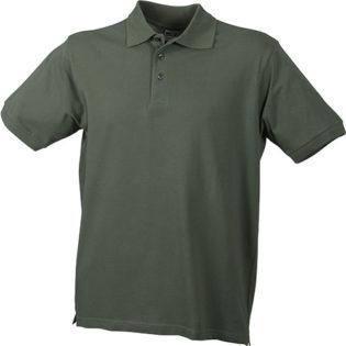 James Nicholson Poloshirt Classic - olive
