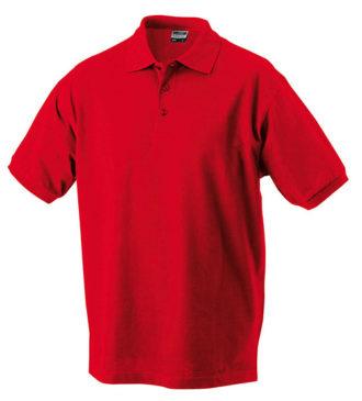 James Nicholson Poloshirt Classic - signalred