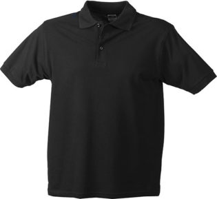 James Nicholson Poloshirt Classic - black