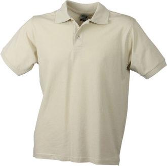 Werbeartikel Poloshirt Classic Junior - stone