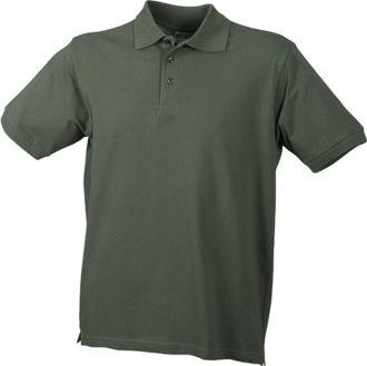 Werbeartikel Poloshirt Classic Junior - olive