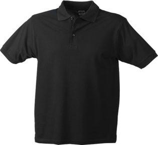 Werbeartikel Poloshirt Classic Junior - black