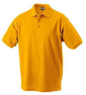 Werbeartikel Poloshirt Classic Junior - goldyellow